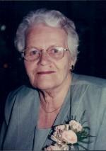 Gladys (McKenzie) Cudmore