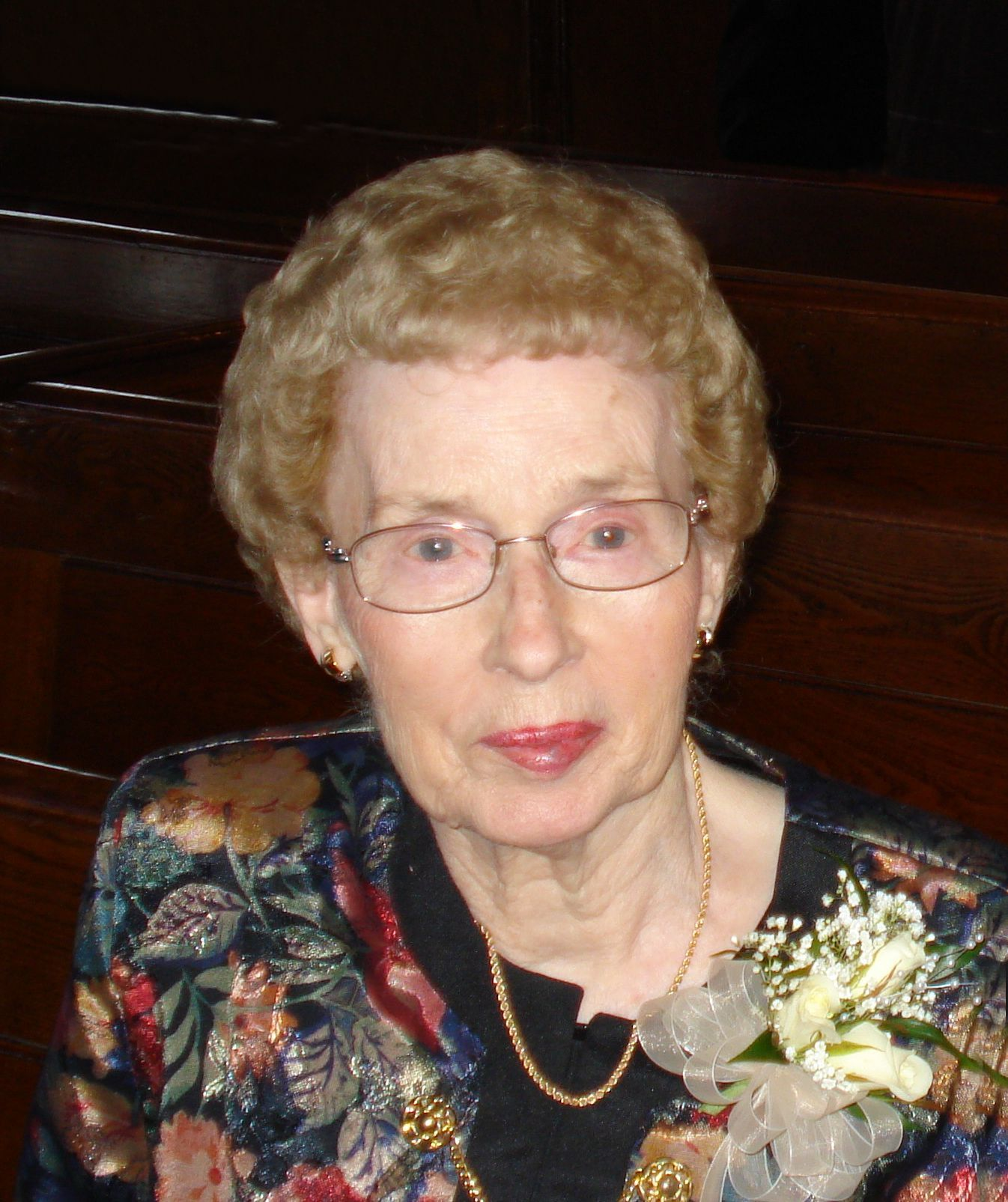 Donna Fisher Crawford
