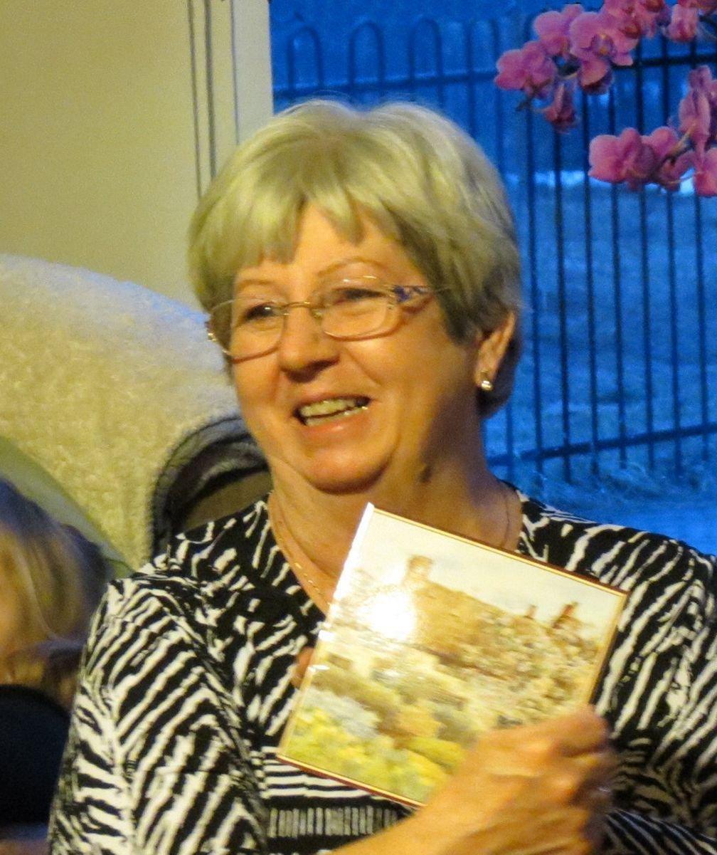 Catherine  GIanville
