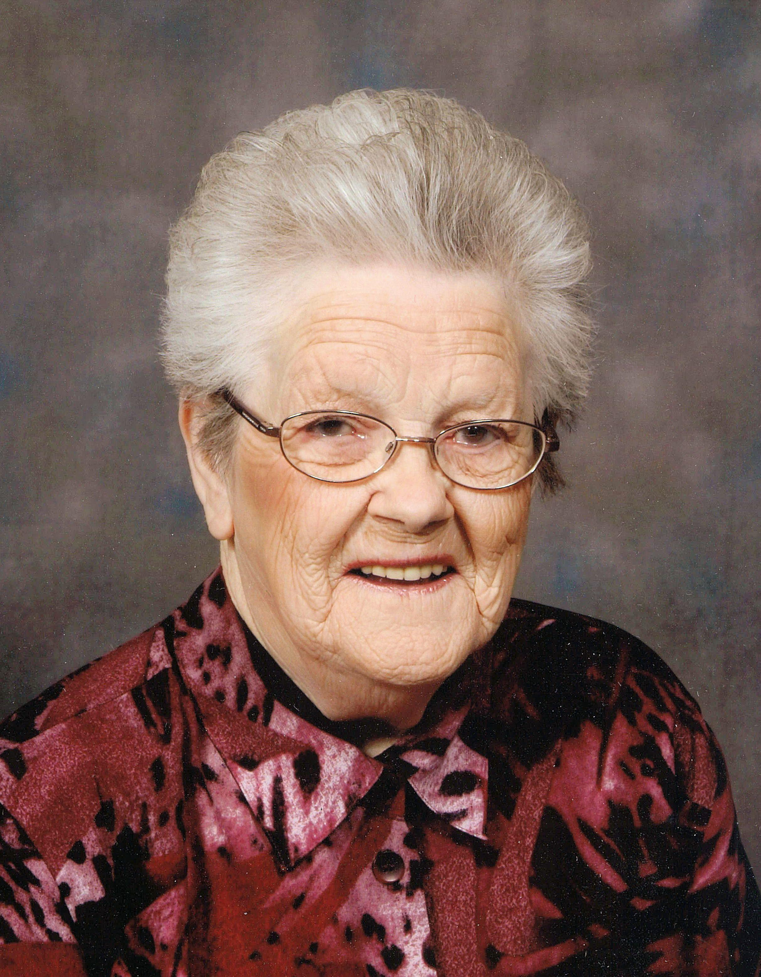 Mary Koning Hauwert