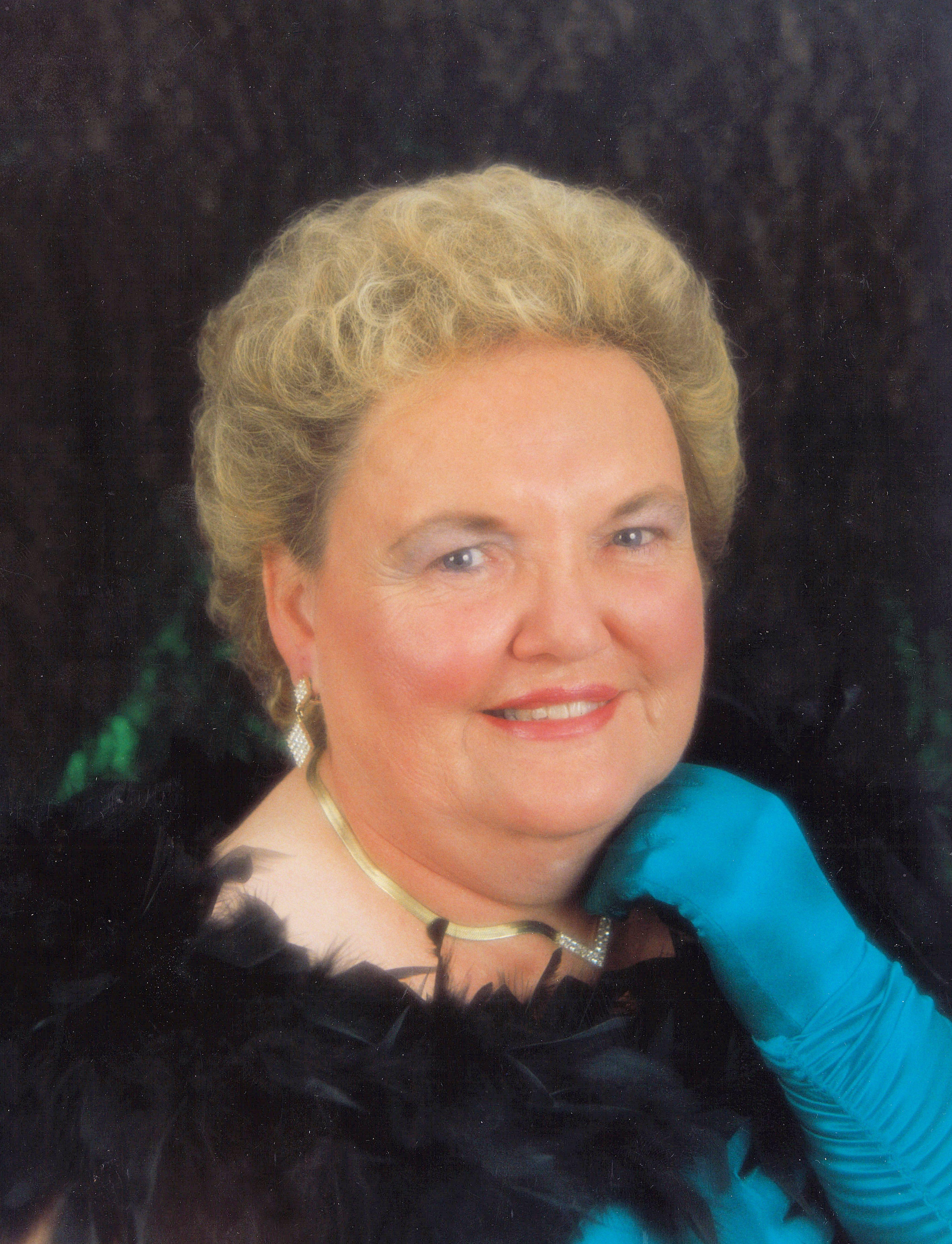 Margery Webster Huether
