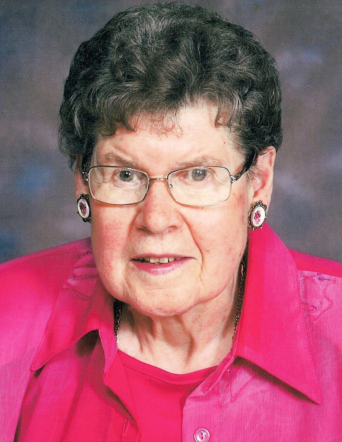 Hazel  HiIdebrand
