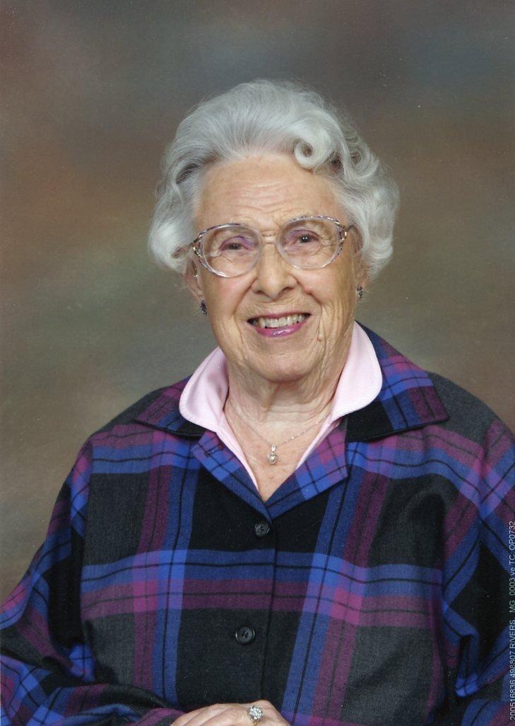 Barbara McIellan Rivers