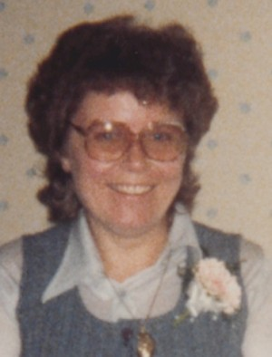 BLOXAM: Patricia Ann (Trudgeon) of London, formerly of Bryanston, and Lucan