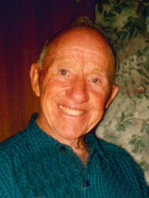 BORLAND: John (Jack) Franklin of Usborne Township