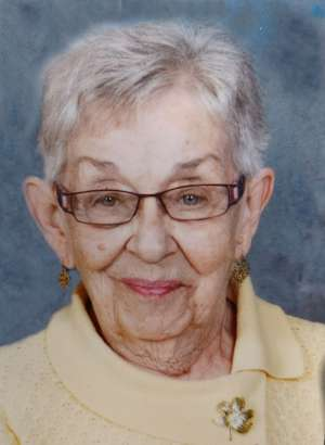 COLEMAN: Betty Ann (Patterson) of Seaforth