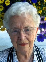COLLVER: Lillian E. (Morris) of Lucan, formerly Hyde Park