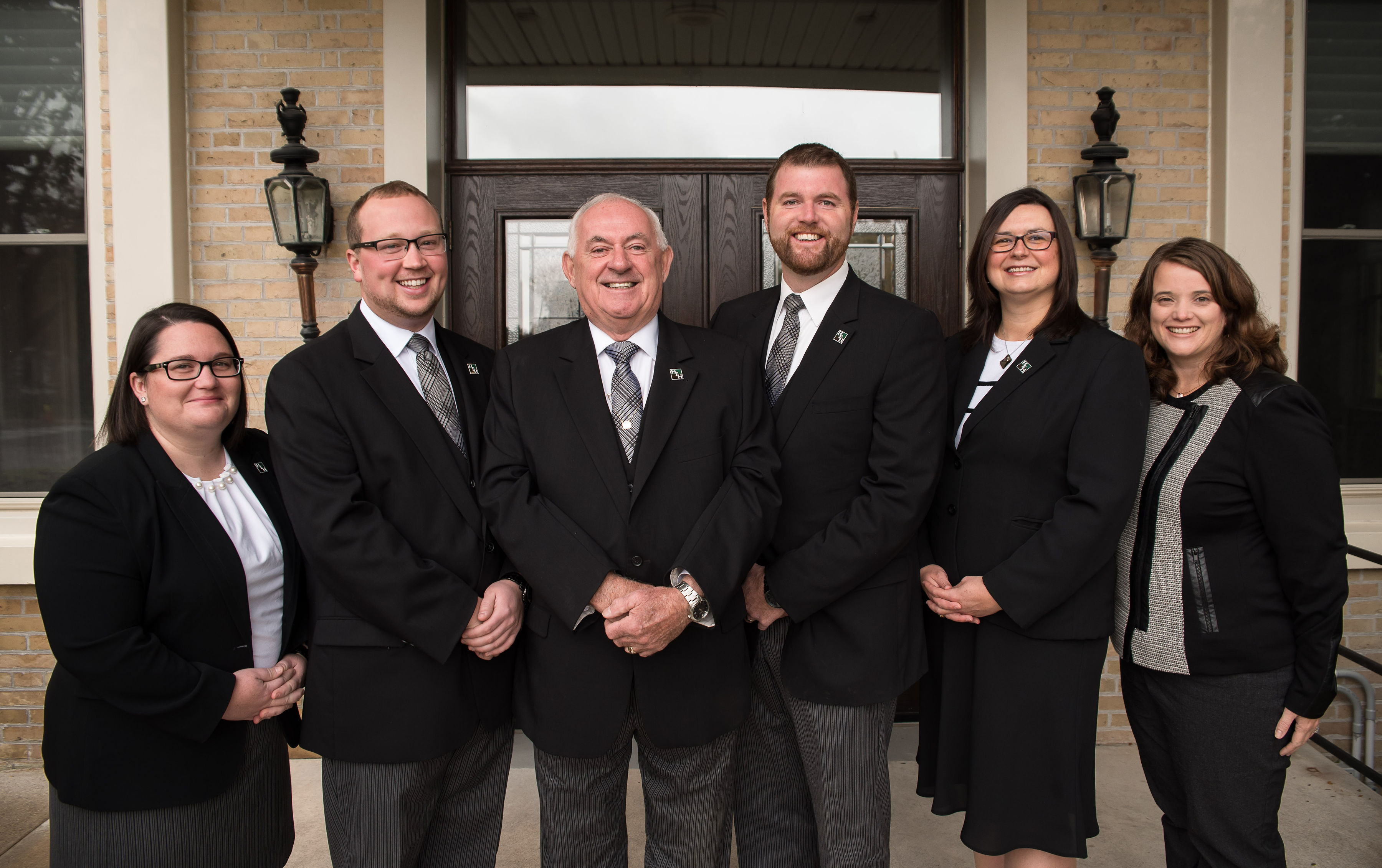 Who We Are Haskett Funeral Homes Exeter Lucan Zurich Ontario