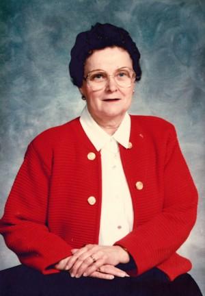 CORBETT: Dorothy (McNaughton) of Hensall