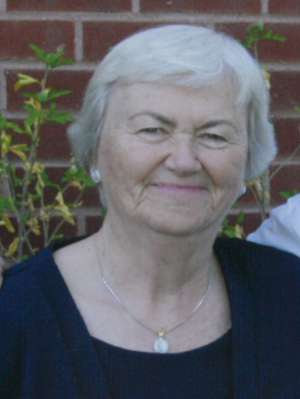 COUGHLIN: Betty (Bice) of Lucan
