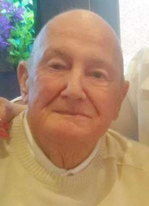 """CRUMP: John Frederick """"Jack"""" of Grand Bend, formerly of London"""