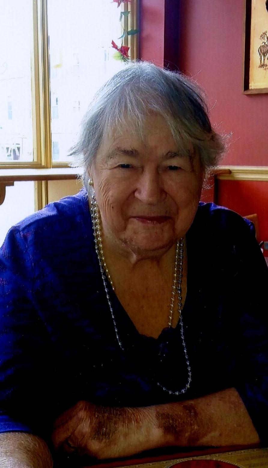 CURRAH: Shirley (Mathers) of Granton