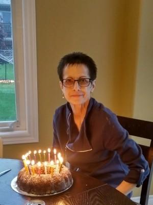 DAVIDSON: Carol Eileen (Reichert) of Exeter