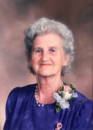 DAVIS: Olga M. (Fletcher) of Exeter and formerly of Nova Scotia
