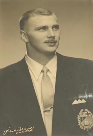 DOBBS: Fred Orme of Lucan-Biddulph