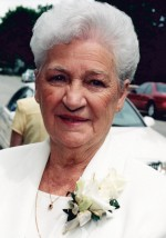 ELLERINGTON: Doris Alma (Wright) of Exeter