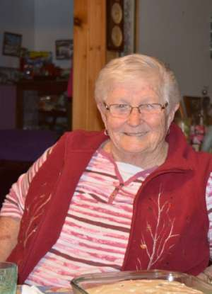 FEBREY: Edna Rose (Marshall) of St. Marys