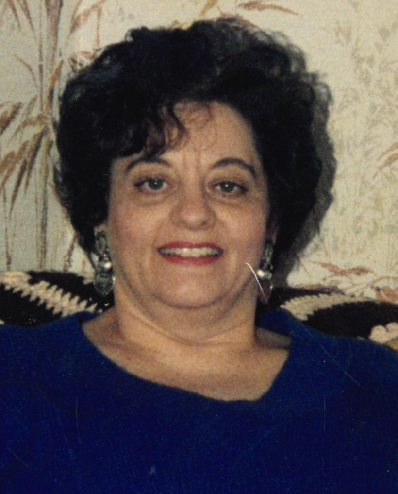 GACKSTETTER: Caroline Mildred of Strathroy
