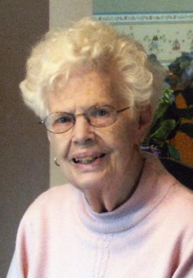 Hazel EarIe Gemmell