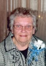 GLANVILLE: M. Loretta (Pearson) of Lucan and formerly of Crediton