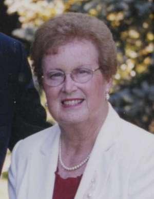 GREGUS:  Geraldine Anna (Fallon) of Exeter