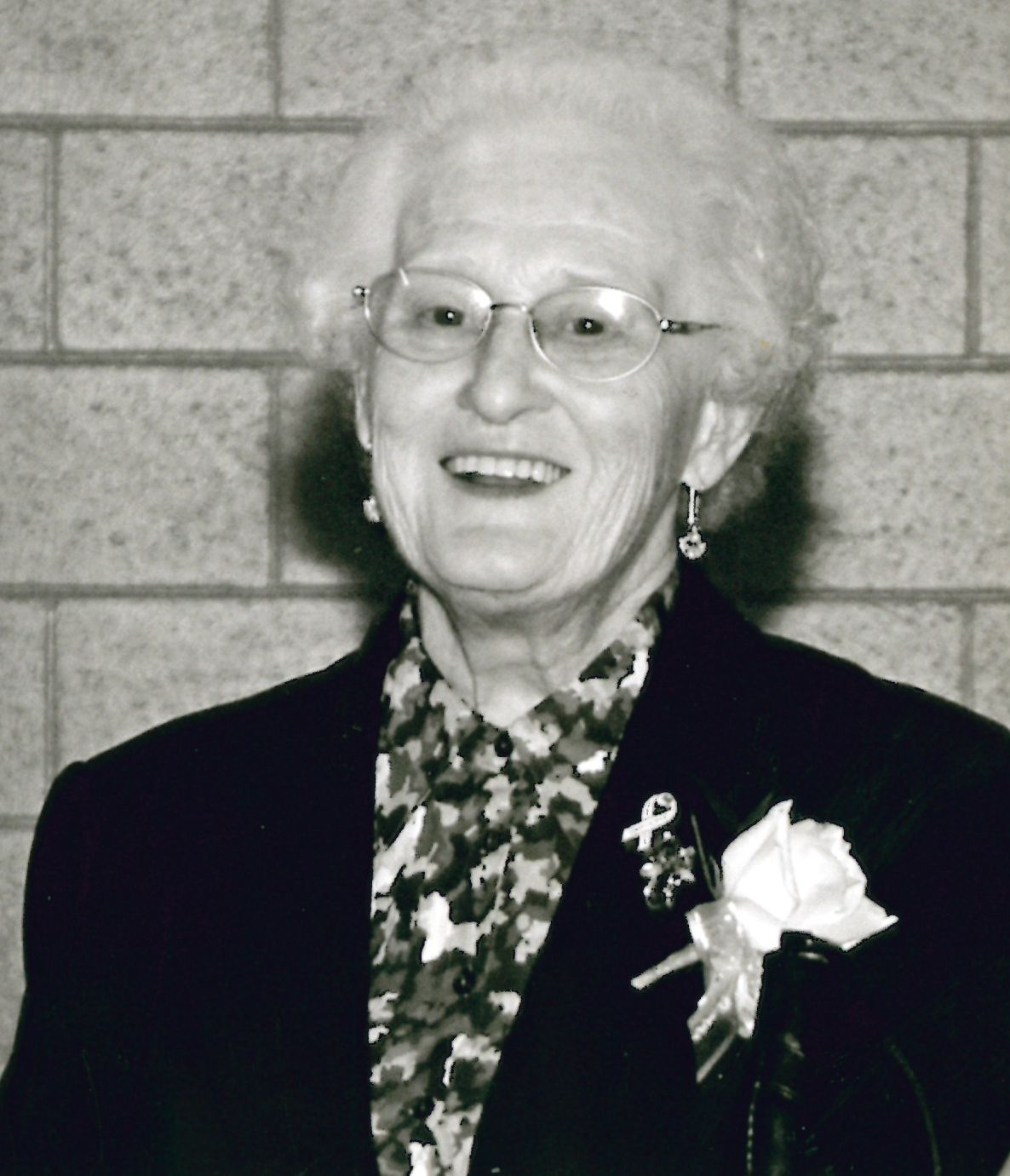 HANDY: Caroline Elizabeth (Lightfoot) of London, formerly of West McGillivray
