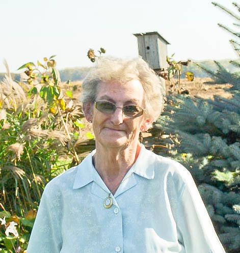 Gwen Nell Harburn