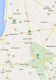 Haskett Funeral Homes Directions