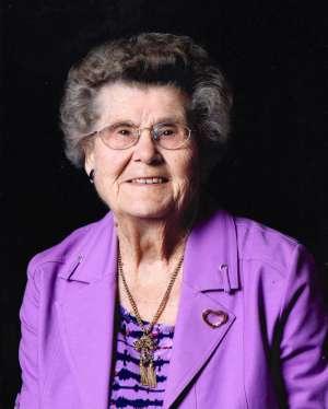 HAYTER: Margaret Annetta (Glenn) of Goderich, formerly of Varna