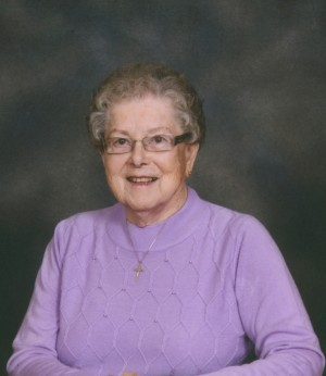 HODGINS: Marion Elizabeth (Ashworth) formerly of Lucan