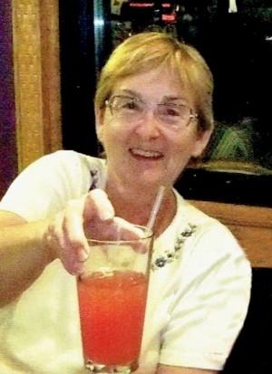 HUGILL: Marjorie Viola (Brown) of Lucan