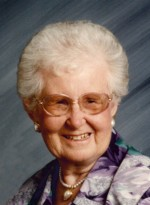 HUNKIN: Viola Margaret (Gilfillan) of Exeter and formerly of Usborne Township