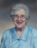 LANGFORD: Alma M. C. (Trewartha) of Collingwood, and formerly of Exeter and Blanshard Township