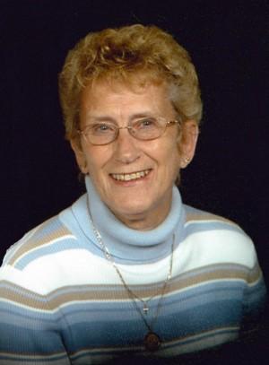 JEFFERIES: Mary (Van Brenk) of Crediton