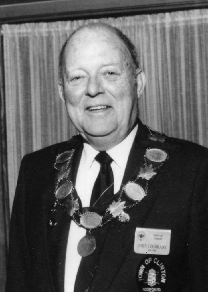 John 'Jack'  Cochrane