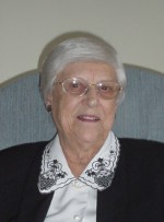 JOHNS: Blanche Elizabeth (Harrison) of Exeter and formerly of Usborne Twp.