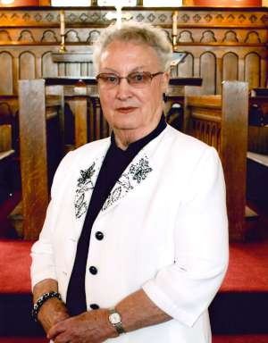 LATTA: Mary Helen (Huffmon) of Lucan