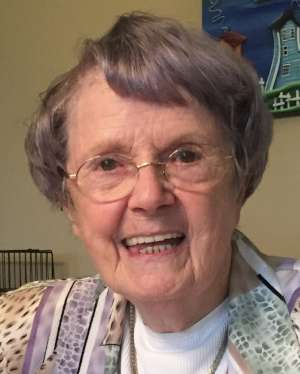LUTHER: Shirley (Campbell) of Hensall