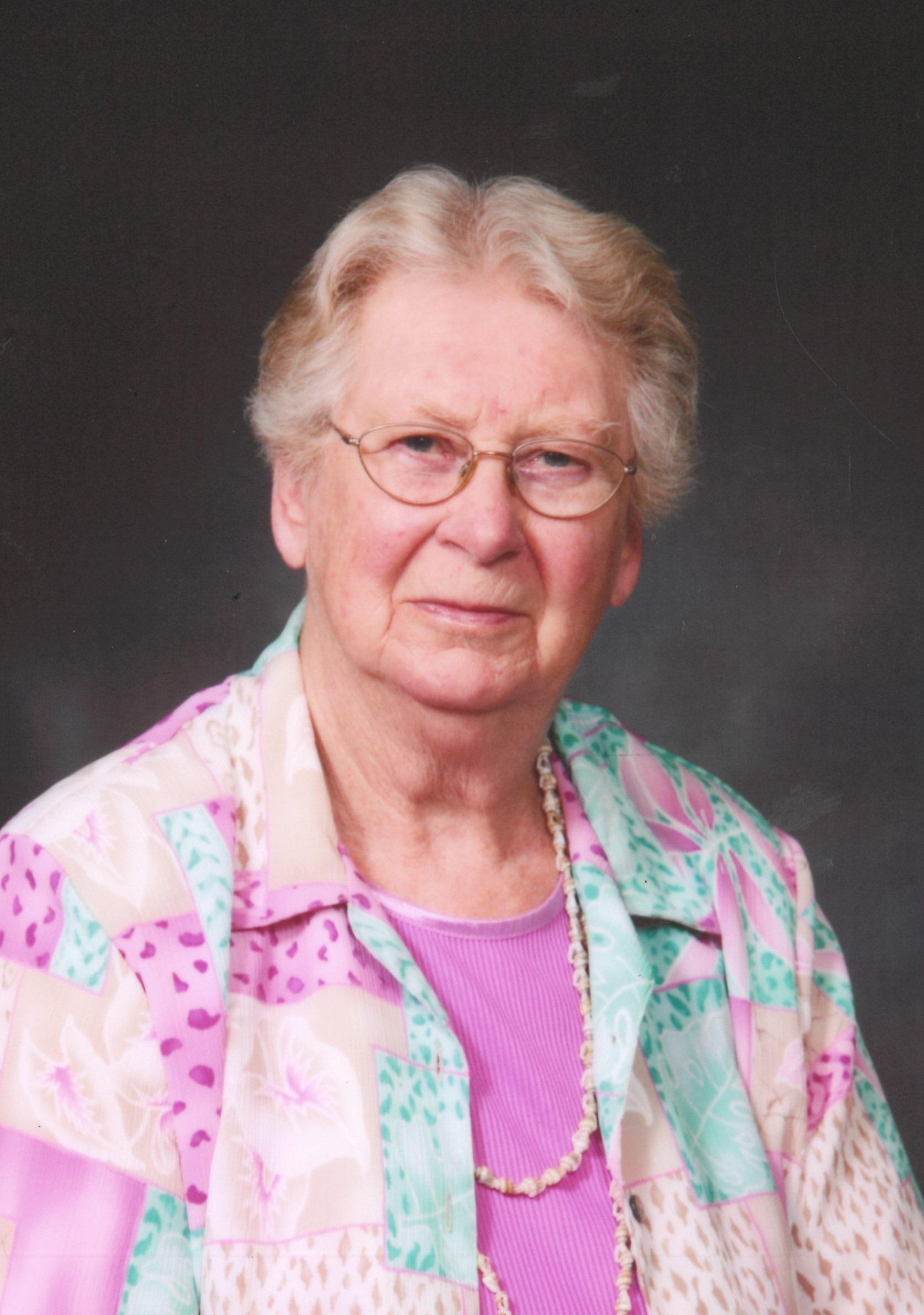 MACGREGOR: Audrey (Powe) of Exeter