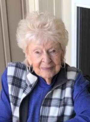 MACINTOSH: Helga (Hausmann) of Goderich formerly of Oakville