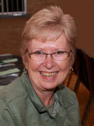 MARSHALL: Mary Elizabeth (Robb) of Ilderton