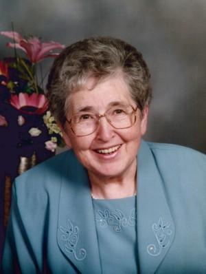 MARTIN: Gladys L (Lauver) of Zurich