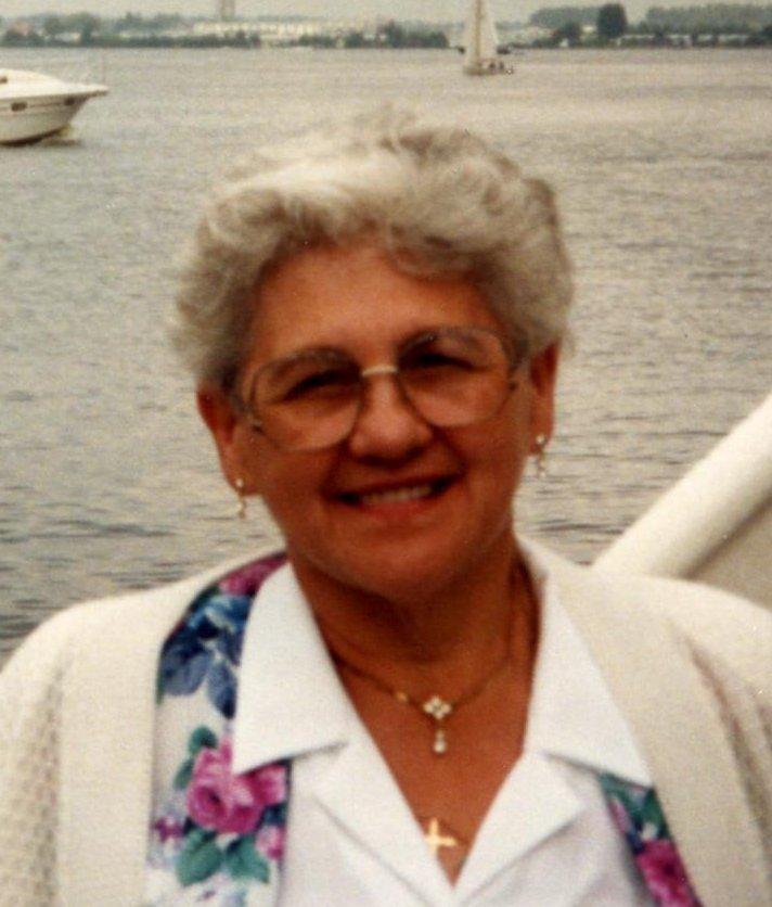 Mary  De Jong