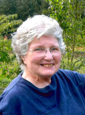 MORIARTY: Sister Ann Marie of Lucan, formerly of Duncan, B.C.