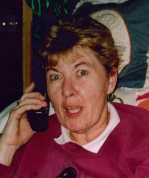 "O'Connor: Patricia ""Patsy"" (Clarke) of Lucan"
