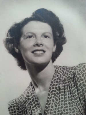 OSMOND: Nettie Elizabeth (Stewart) of Ilderton