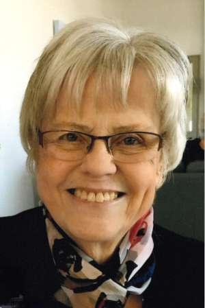 OVERHOLT: Yvonne Monica (Ducharme) of Zurich