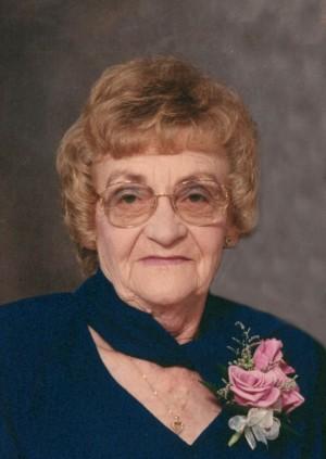 PARSONS: Helen (née Latta) of Exeter