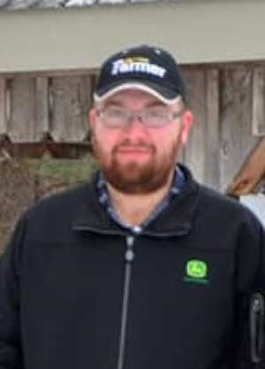 PATON: Andrew Brian of Lucan
