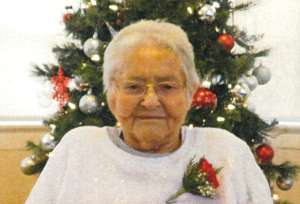 PEARSON: Betty (Smitjes) of Seaforth and formerly of Stratford